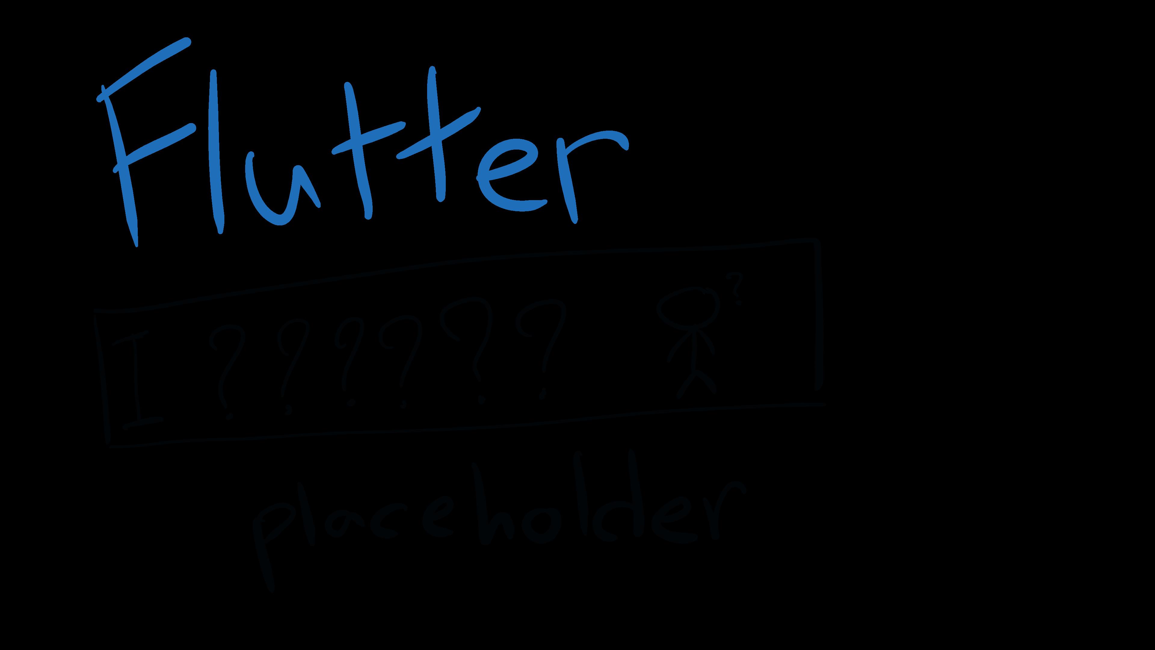 Как во flutter добавить placeholder для полей ввода